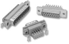 Low Profile D-Subminature Filtered Connectors -- Series 500