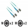Cables to Go 10 Gb ST/ST Duplex 50/125 Multimode Fiber Patch -- 36101