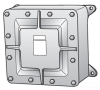 Explosionproof Junction Box -- IF886 - Image