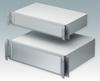 "19"" Rack Mount Aluminum Cases -- Unimet 19"" -- View Larger Image"