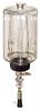 "(Formerly B1745-7X04), Manual Chain Lubricator, 1/2 gal Polycarbonate Reservoir, 5/8"" Round Brush Nylon -- B1745-064B1NR2W -- View Larger Image"