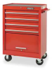 Rolling Tool Cabinet,27 Wx42 H,4 Drawer -- 1ZML8