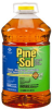 Commercial Solutions® Pine-Sol® Cleaner - 144 oz. -- 35418 -- View Larger Image