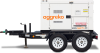 Portable Diesel Power Generator Rental, 40 kW - Image