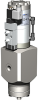 High Pressure Valve - Lateral -- PCD-H 15