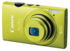 Canon Powershot Elph 110HS Green 16.1mp 5x (24-120mm) Optical Zoom 3in LCD Camera w/ Full 1080 HD Video -- 6051B001