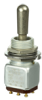 TW Series Toggle Switch, 2 pole, 3 position, Solder terminal, Standard Lever, Military Part Number MS27753-36 -- 12TW1-72