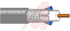 COAXIAL CABLE, RG-11/U, 14AWG SOLID, 75OHM IMP, DIGITAL VIDEO CABLE BLACK -- 70005410 - Image