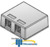 ICC Surface Mount Box 2-Port (Package of 25) -- IC107BC2IV