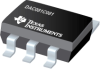 DAC081C081 8-Bit Micro Power Digital-to-Analog Converter with an I2C-Compatible Interface -- DAC081C081CIMK/NOPB - Image