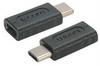 USB Adapter Type C male to Type C female -- UAD043MF