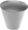 Plastic Tapered Knob -- Model 32213