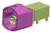 HSD R/A PLUG LOW PROFILE -- HSD-NARP-PCB-4A - Image