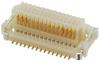 Rectangular Connectors - Arrays, Edge Type, Mezzanine (Board to Board) -- 455-2834CT-ND -Image