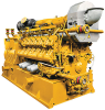 Cat 50Hz Gas Generator -- CG170-16