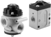 Poppet Valve - Air Pilot Actuated -- NF Series