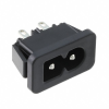 Power Entry Connectors - Inlets, Outlets, Modules -- 486-3282-ND