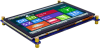 TFT Display Module -- ASI-T-700MA2HD6/D -Image