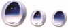 Concave-Convex Lenses, Unmounted (Fused Silica)