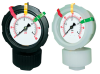 GA Series Pressure Gauge & Isolator