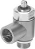 One-way flow control valve -- CRGRLA-3/8-B -Image