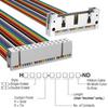 Rectangular Cable Assemblies -- H3AKH-2618M-ND -Image