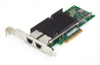 10-GbE PCI-E Network Adapter (NIC) - (2) RJ-45 Ports -- LH3000-R2