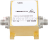 Low Phase Noise Amplifier Operating From 7 GHz to 11 GHz with 9 dB Gain, 22 dBm P1dB and SMA -- FMAM1033 -Image