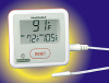THERMOMETERS - Digital, Sentry High/Low, Memory, Traceable THERMOMETERS - Digital Traceable Sentry™ Thermometer °F with Bottle -- 1252112
