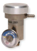 Gas Regulator, 0 to 10Lpm -- 6BY82