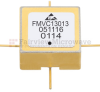 VCO (Voltage Controlled Oscillator) 0.5 inch Hermetic SMT (Surface Mount), Frequency of 1.2 GHz to 1.8 GHz, Phase Noise -89 dBc/Hz -- FMVC13013