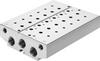Connection block -- VABM-B10-25E-N12-6 -Image