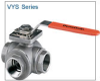 3-Way Utility Ball Valve -- VYS Series - Image