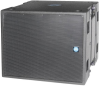 Modular Point Source Line Array Subwoofer with RHAON (Powered) -- 69529