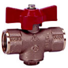 Gas Ball Valve -- Series GBV-1