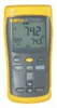 FLUKE-52-2 60HZ - Fluke 50-Series II (Model 52) Thermocouple Thermometer with Dual Inputs -- GO-91500-06