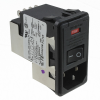 Power Entry Connectors - Inlets, Outlets, Modules -- CCM2047-ND -Image