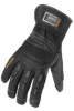 Mechanics Gloves,Black,M,PR -- 2ZA23