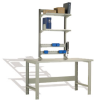 Workstation with Multi-Purposes Frame (60
