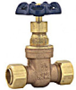 Brass Gate Valve -- Series WGVC - Image