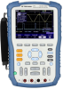 60 MHz and 100 MHz, 1 GSa/s Handheld Digital Storage Oscilloscope -- Model 2512