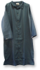 Chicago Protective Apparel Blue Large Vinex Welding & Heat-Resistant Coat - 50 in Length - 603-FR9B LG -- 603-FR9B LG - Image