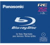 Panasonic LM-BE25DE Blu-ray™ Rewritable Disc - 25GB, S -- LM-BE25DU