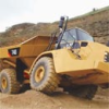 740 Articulated Truck - Image