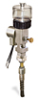 "(Formerly B1743-1X02), Electro Chain Lubricator, 1oz Polycarbonate Reservoir, 1/4"" Round Brush Nylon, 120V/60Hz -- B1743-001B1NR11206W -- View Larger Image"