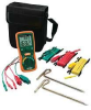 Earth Ground Resistance Tester Kit -- 382252