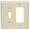 Combination Wallplates -- 80605-I - Image