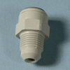 Acetal MFT Flare Male Connector -- 58326