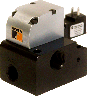 Line Mounted High Flow Modular Valves -- Series CP