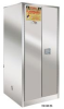 Stainless Steel Flammable Storage Cabinets -- HA145-SS -Image